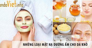 Lựa chọn mặt nạ dưỡng ẩm cho da khô do ngồi điều hòa