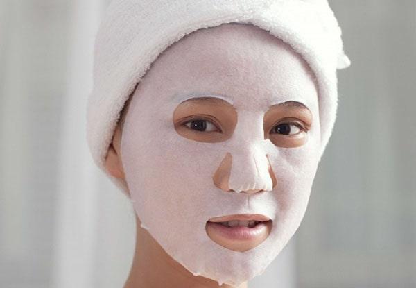 Mặt nạ giấy dưỡng ẩm cho da khô