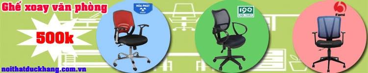 ghế làm việc tại nội thất Đức Khang tốt cho sức khỏe chỉ từ 500k