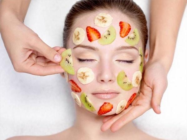 Dưỡng da bằng các loại quả giàu Vitamin C