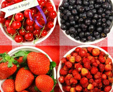 Hãy tập thói quen nạp trái cây và chất xơ mỗi ngày