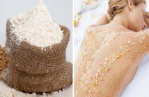 """""""Lột xác"""" hoàn toàn với các cách tắm trắng bằng cám gạo tại nhà"""