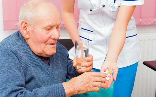 bệnh parkinson ở người già có chữa được không 1