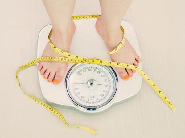Nên giữ cân nặng vừa phải không tăng cân quá nhanh