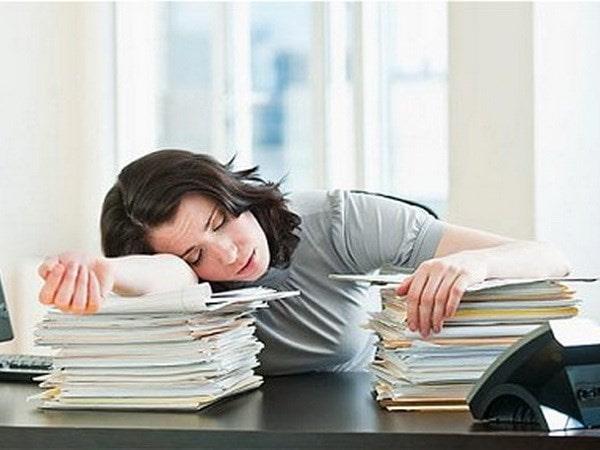 dấu hiệu bị bệnh stress 2