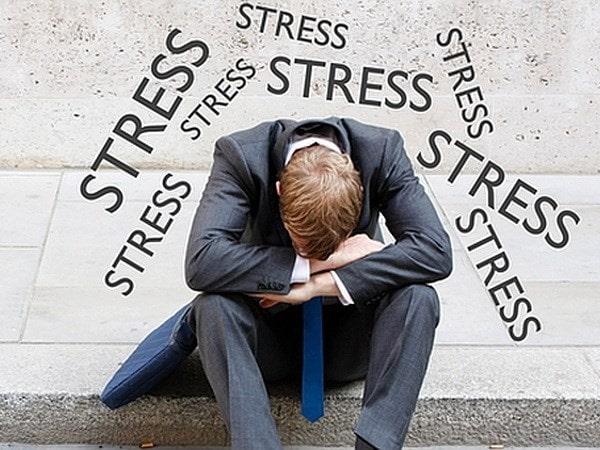 dấu hiệu bị bệnh stress