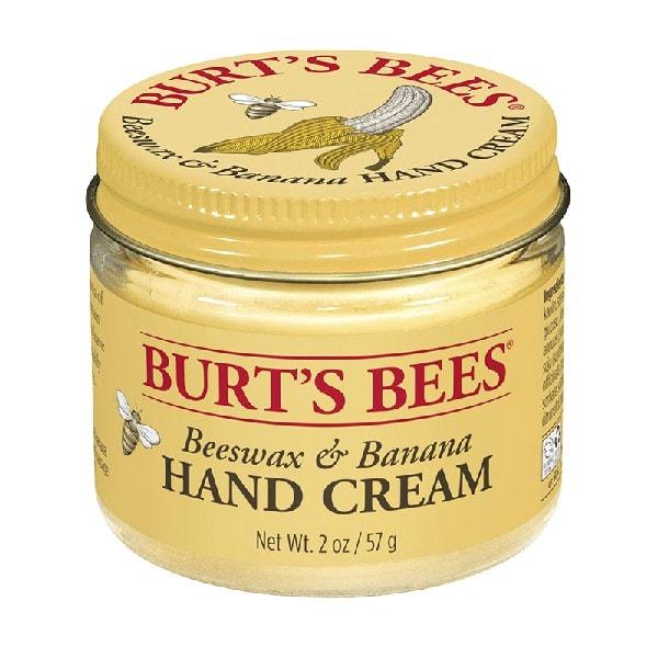 Thiết kế nhỏ xinh, vintage hết sức dễ thương của Burt's Bees Banana Hand Creme