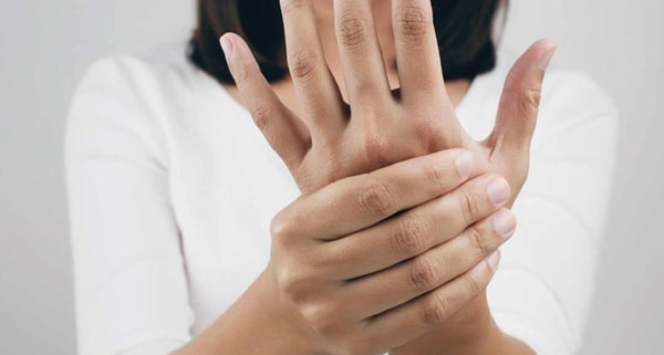 hội chứng ống cổ tay khi mang thai 2