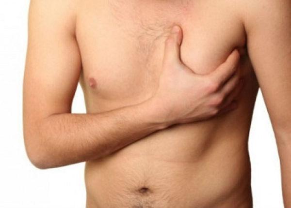 Tác hại của bệnh lõm ngực bẩm sinh 2