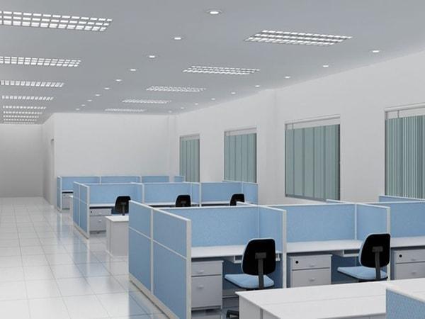 trang trí không gian làm việc 4