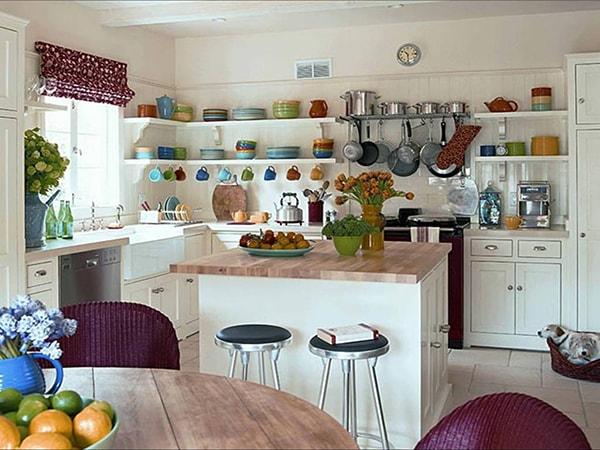 trang trí phòng bếp nhỏ đẹp 1
