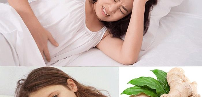 Cách điều trị đau bụng trong ngày kinh nguyệt