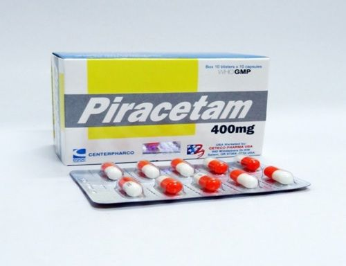Thuốc Piracetam được dùng để trị chứng mất trí nhớ