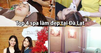 Top 4 spa làm đẹp tại Đà Lạt có dịch vụ tốt