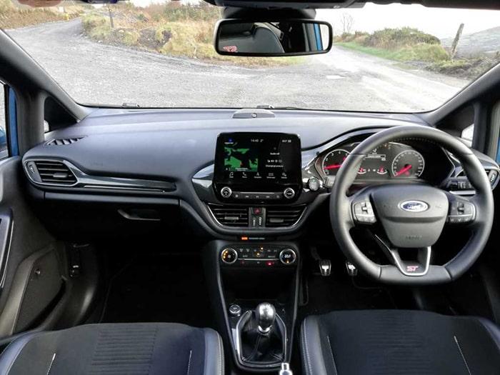 Ford Fiesta phiên bản mới được trang bị hệ thống giải trí hiện đại