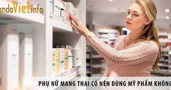 Giải đáp: Phụ nữ mang thai có nên dùng mỹ phẩm không?