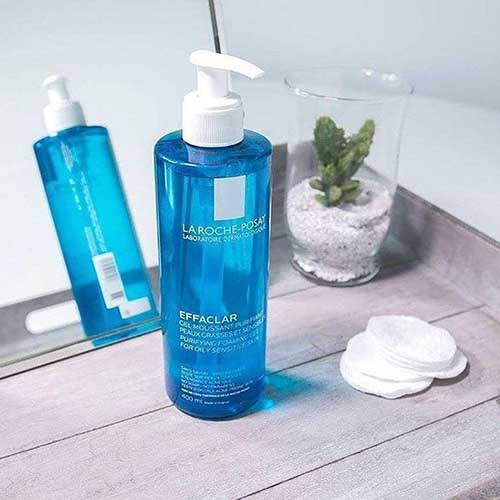 Gel rửa mặt La Roche-Posay Effaclar Purifying Foaming Gel Cleanser