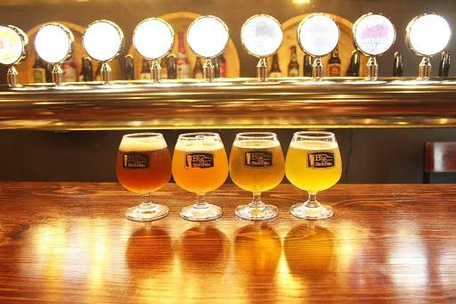 Có nhiều tiêu chí để phân loại bia thủ công