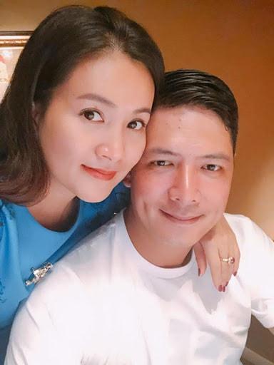 Vợ chồng Anh Thơ - Bình Minh